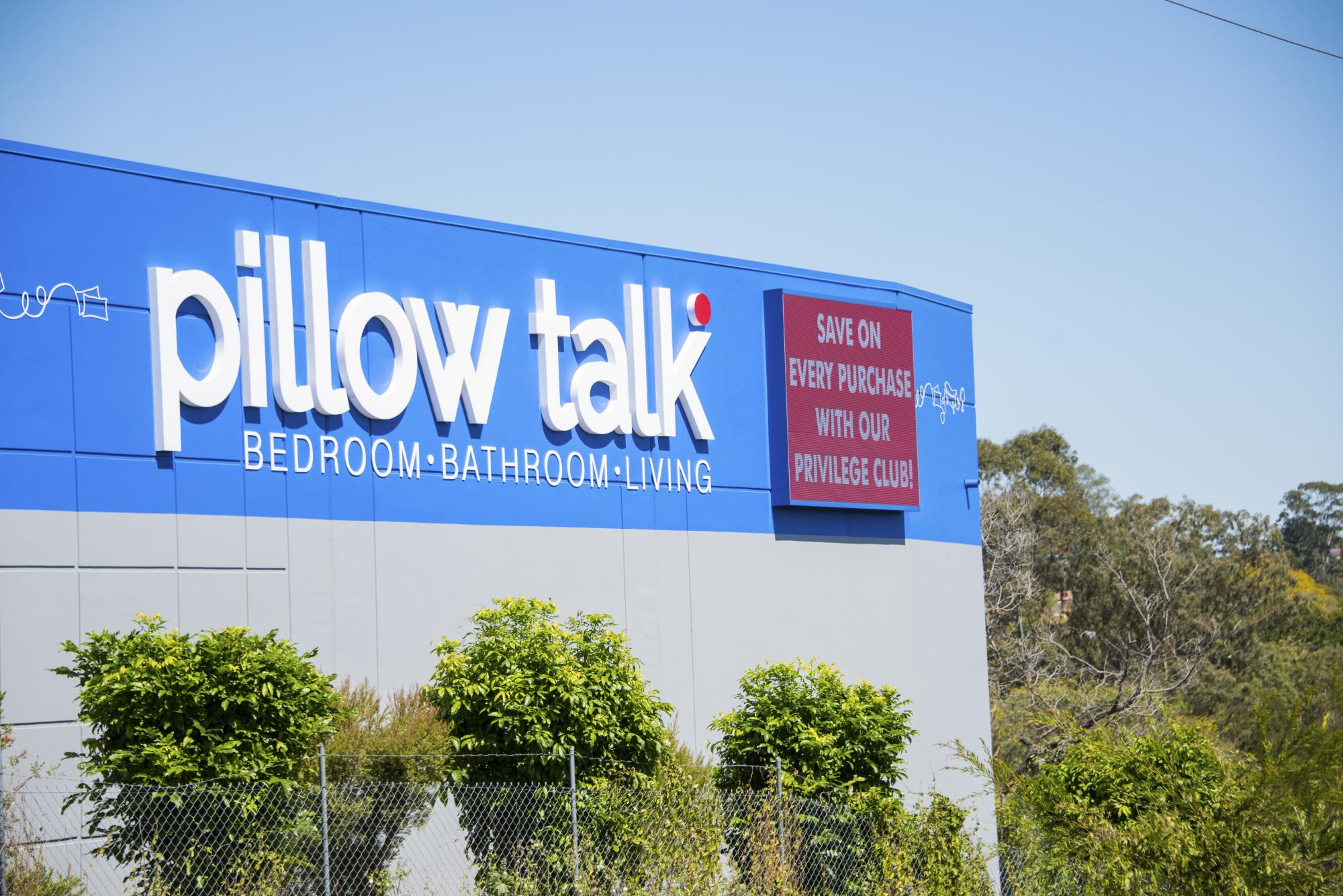 Pillow Talk LED Signs